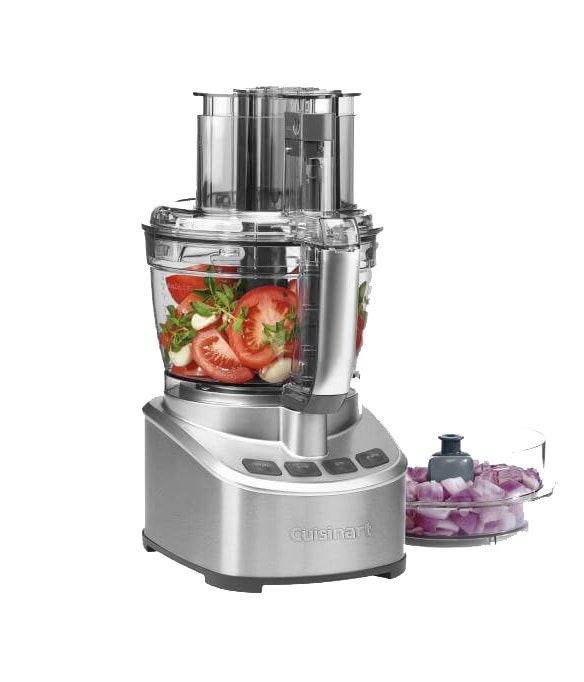 """""""I couldn't live without my food processor!"""" says Howey. """"If you want to elevate your cooking, you can use this for quick sauces, marinades, dips, fresh breadcrumbs, and a whole assortment of other flavorful recipes."""" $184, Amazon. <a href=""""https://www.amazon.com/Cuisinart-DFP-14BCNY-Processor-Brushed-Stainless/dp/B01AXM4WV2/ref=sr_1_1"""" rel=""""nofollow noopener"""" target=""""_blank"""" data-ylk=""""slk:Get it now!"""" class=""""link rapid-noclick-resp"""">Get it now!</a>"""