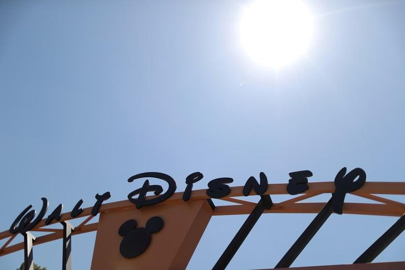 Disney gets boost from parks films ahead of streaming launch