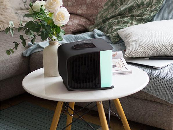 The EvaSmart Smart Personal Air Conditioner is also a purifier and humidifier (Photo: Yahoo Lifestyle Shop)