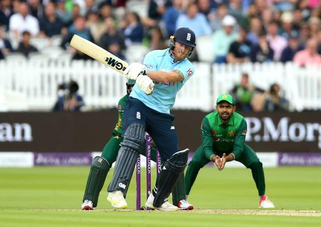 Ben Stokes captained England to victory