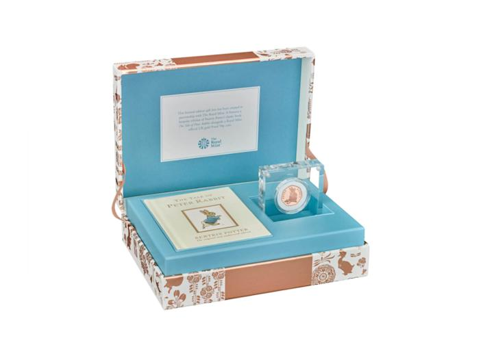 This set would make a beautiful gift that can be passed down to generationsThe Royal Mint