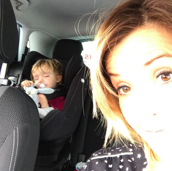 TV Presenter Helen Skelton has revealed she suffered a parenting fail earlier this week [Photo: Instagram/Helenskelton]