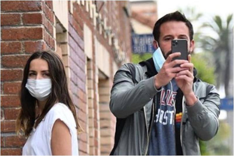 Ben Affleck 'Banned' from Girlfriend Ana de Armas' Movie Premiere Event for This Reason