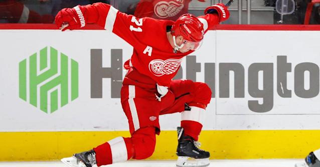 Red Wings Top 25 Under 25: Dylan Larkin is obviously #1