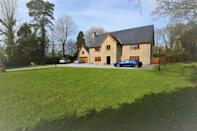 """<p>Looking for a spacious home in the heart of the countryside? Well, this six-bedroom property has four large reception rooms, ample parking space and its very own one-bedroom annex, too. There might not be a lot to do in the area, but you certainly get a lot for your money. </p><p>This property is currently on the market for £799,950 with West Wales Properties, Llanelli, via <a href=""""https://www.zoopla.co.uk/for-sale/details/58255571/"""" rel=""""nofollow noopener"""" target=""""_blank"""" data-ylk=""""slk:Zoopla"""" class=""""link rapid-noclick-resp"""">Zoopla</a>.</p>"""
