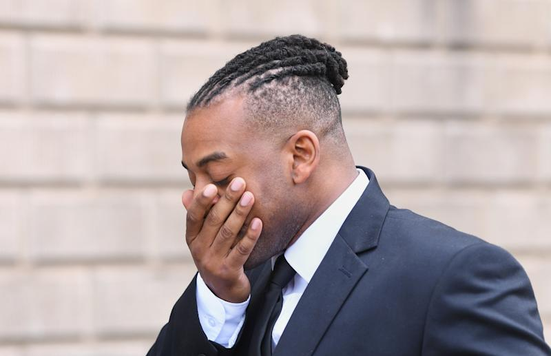 Oritse Williams was cleared of rape at Wolverhampton Crown Court in May (Credit: PA Images)