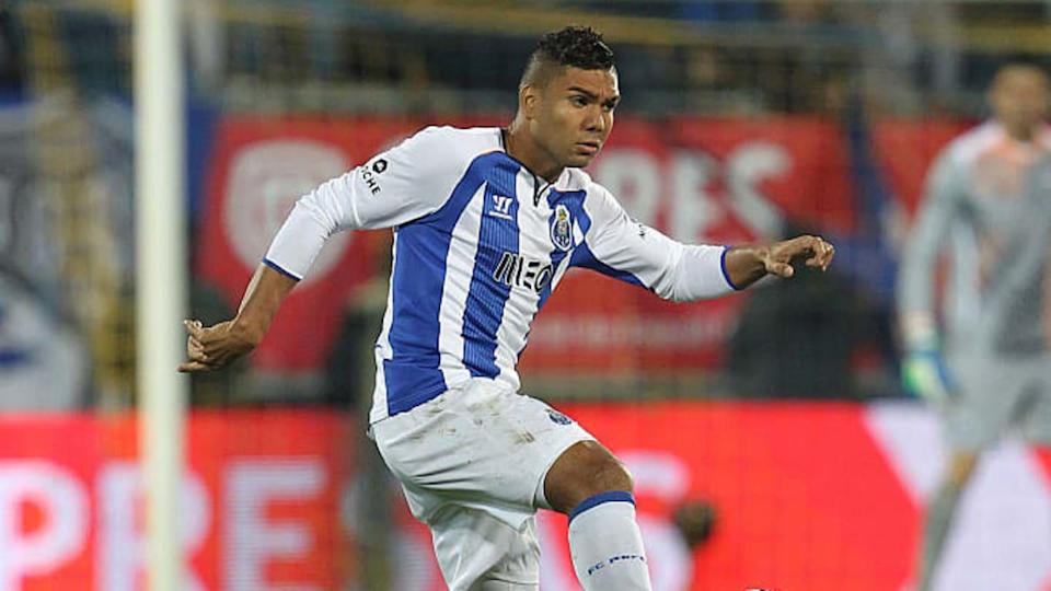 Casemiro | Carlos Rodrigues/Getty Images