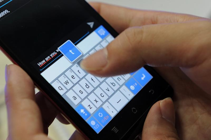 The students involved in the sexting ring could face criminal charges (AFP Photo/Roslan Rahman)