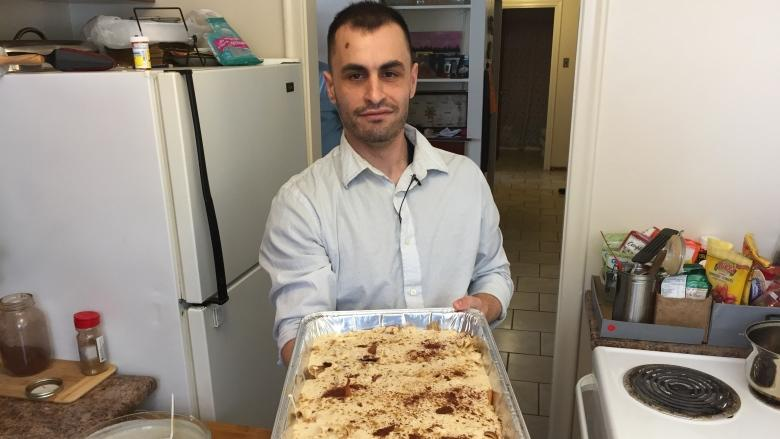 Giving back: Syrian group cooks meals for Halifax shelters