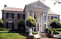 "<p>The street Graceland is located on was renamed from Highway 51 South to <a href=""https://graceland.elvis.com.au/3764-elvis-presley-boulevard.html#:~:text=The%20City%20Council%20of%20Memphis,and%20Elvis'%20father%20Vernon%20Presley."" rel=""nofollow noopener"" target=""_blank"" data-ylk=""slk:Elvis Presley Boulevard"" class=""link rapid-noclick-resp"">Elvis Presley Boulevard</a> in 1971 by the City Council of Memphis.</p>"