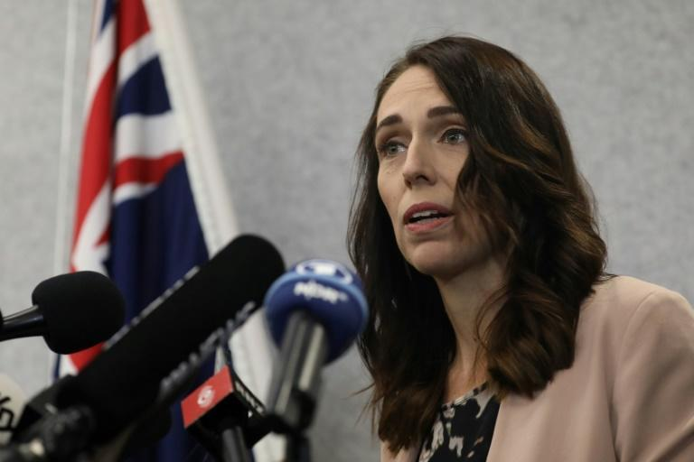 Prime Minister Jacinda Ardern warned that the New Zealand economy faces a recession