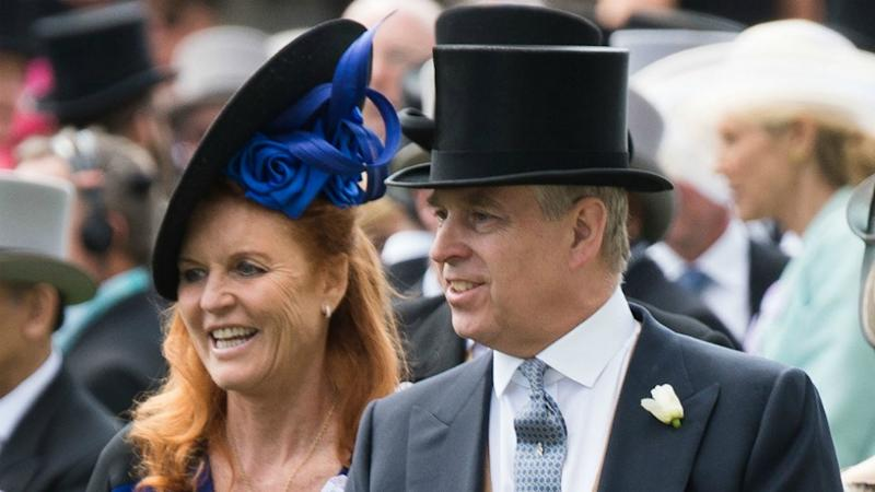 Sarah Ferguson has revealed she's back living at Prince Andrew's house, Royal Lodge. Photo: Getty Images