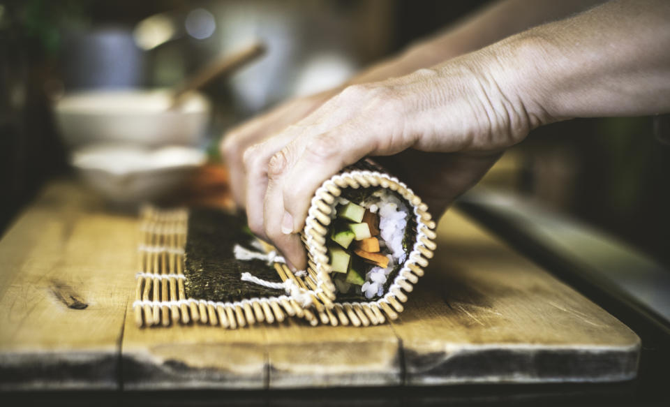 Vegan seafood hopes to compete with meat-free alternatives. (Getty Images)