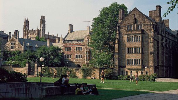 PHOTO: An undated photo of Yale University.  (STOCK PHOTO/Getty Images)