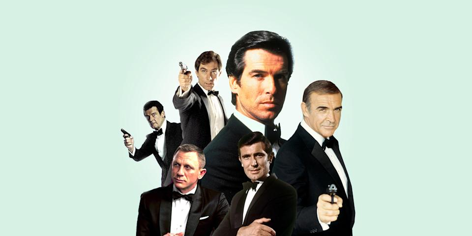 "<p>For an outsider, it's hard to imagine just how linear a cinematic universe can be when the lead role has been played by seven actors across six decades and counting. But don't get it twisted, shaken, or stirred: Order matters in the 007 canon. You simply cannot skip to Judi Dench without first recognizing Bernard Lee's presence before her. And if you're not up to speed, now is the time to join the Bond bandwagon before No Time to Die is set to release this year. Not only will a Bond binge give you access to one of the greatest action franchises in history; it will also also earn you the cred to weigh in on fandom debates, like <a href=""https://www.esquire.com/uk/culture/a25723722/who-will-be-the-next-james-bond-an-in-depth-analysis/"" rel=""nofollow noopener"" target=""_blank"" data-ylk=""slk:who the next Bond should be"" class=""link rapid-noclick-resp"">who the next Bond should be</a>. (Fans have recently thrown Bridgerton star Regé-Jean Page's hat into the ring.)</p><p>So shake and pour that Vesper martini and put your licence to chill to good use by cracking into the canon: from the 1962 <em>Dr. No</em>, to the 2015 <em>Spectre</em>.</p><p><em>*Note: We've thrown in some untraditional picks like the 1954 live television episode </em>Casino Royale<em>, but if you're a purist (or a straight-shooter on a mission), feel free to skip titles with an asterisk.</em></p>"
