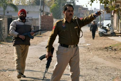 Indian air base 'secure, militants dead after 14-hour operation'