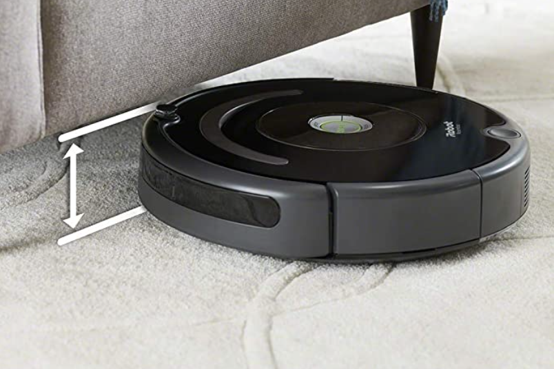This guy can easily scoot underneath furniture. (Photo: Amazon)