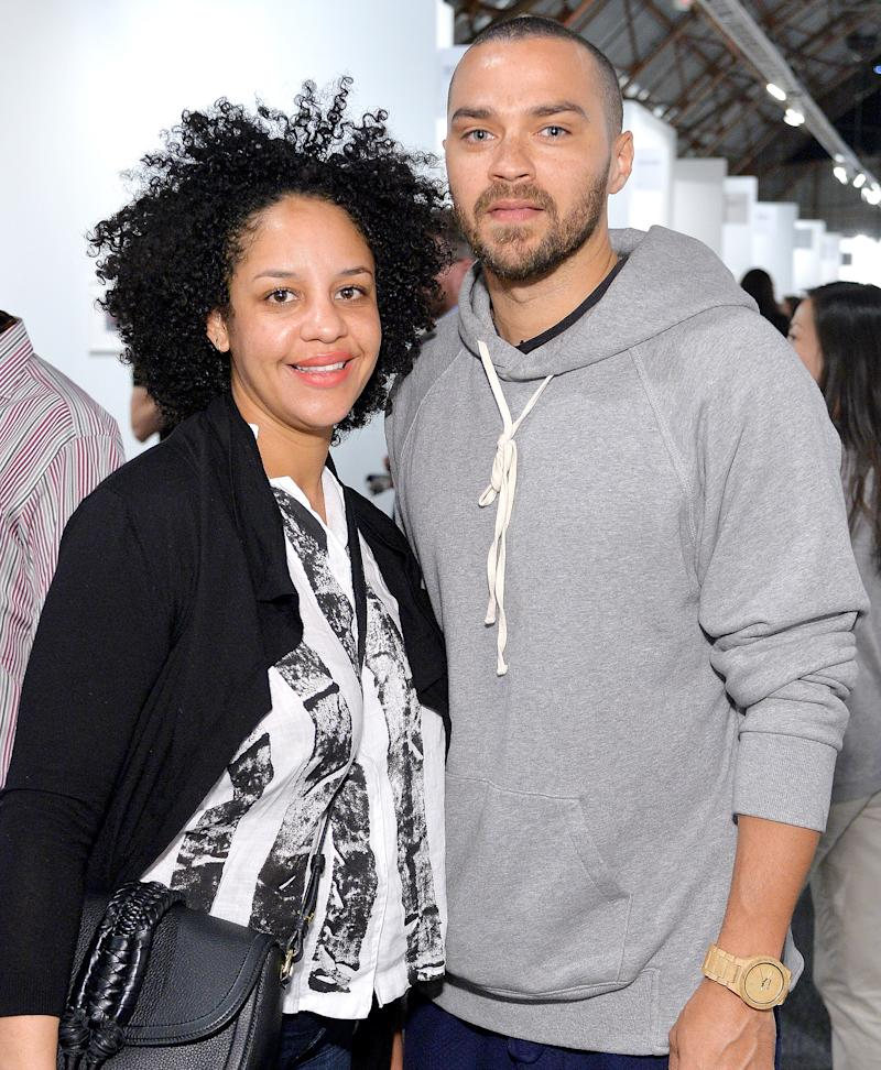 Jesse Williams And Aryn Drake Lee To Share Joint Legal