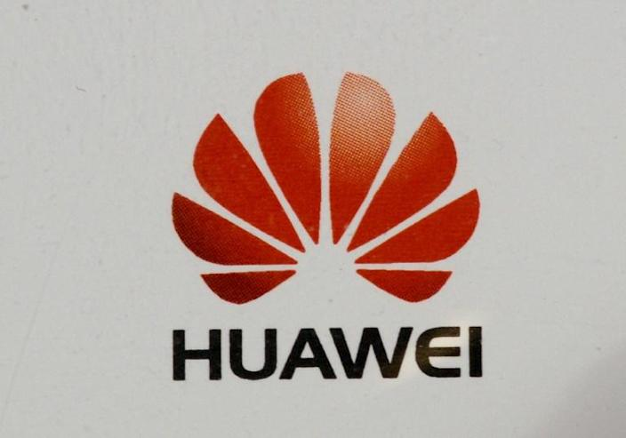 Huawei has become a pivotal issue in the geopolitical war between China and the US, which claims that the firm poses a significant cybersecurity threat (AFP Photo/Joe KLAMAR)