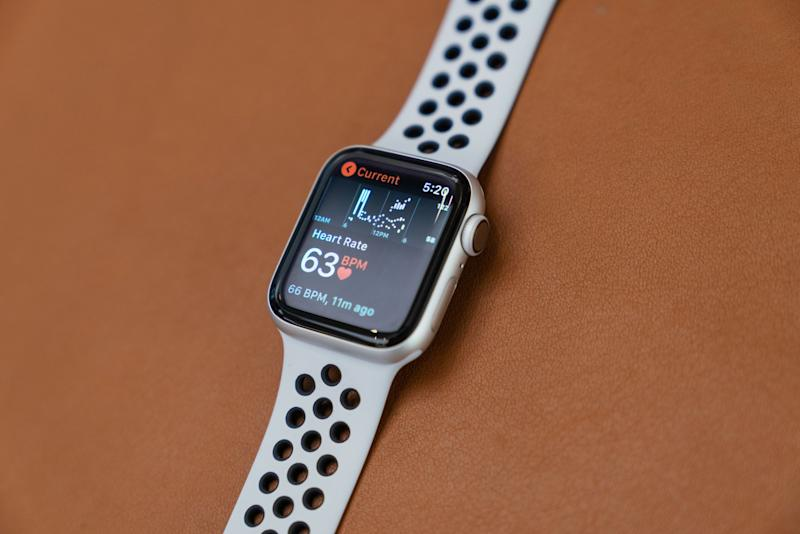 Apple Stole Tech for Watch, Masimo Claims in Patent Suit