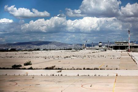A general view shows the old Athens' airport at Hellenikon suburb, southwest of Athens, Greece, May 5, 2014. REUTERS/Alkis Konstantinidis/File Photo
