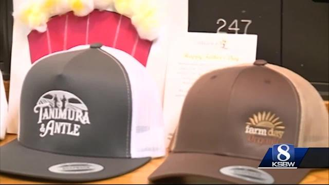 Kids from Salinas Valley Community Church delivered baseball caps and cards to men living in Sunrise Villa Senior Living Community on Saturday. The event was sponsored by Alliance on Aging's Ombudsman program, which advocates for the safety and wellbeing of seniors in longterm care facilities.