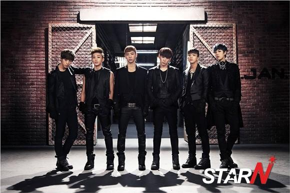 B.A.P's 'ONE SHOT' topped in Billboard's World Album Chart