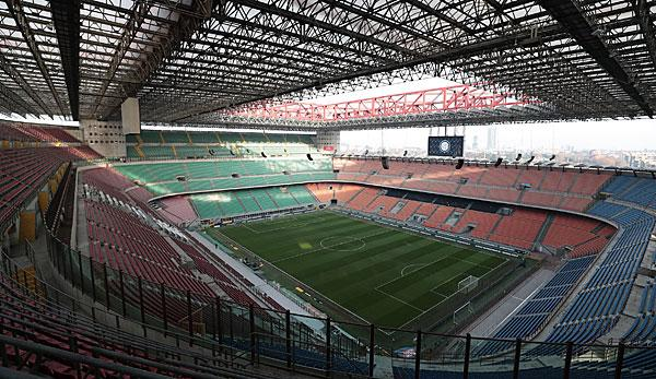 Serie A: Giuseppe-Meazza-Stadion wohl vor Abriss