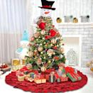"""<p>Come November, you have official permission to finally take your decorations out of storage and gather family members to <a href=""""https://www.goodhousekeeping.com/holidays/christmas-ideas/g2707/decorated-christmas-trees/"""" rel=""""nofollow noopener"""" target=""""_blank"""" data-ylk=""""slk:decorate the Christmas tree"""" class=""""link rapid-noclick-resp"""">decorate the Christmas tree</a>. You might put up your decorations while enjoying <a href=""""https://www.goodhousekeeping.com/holidays/christmas-ideas/g33969559/best-hallmark-christmas-movies/"""" rel=""""nofollow noopener"""" target=""""_blank"""" data-ylk=""""slk:Hallmark holiday movies"""" class=""""link rapid-noclick-resp"""">Hallmark holiday movies</a> or simply listening to your favorite <a href=""""https://www.goodhousekeeping.com/holidays/christmas-ideas/g2680/christmas-songs/"""" rel=""""nofollow noopener"""" target=""""_blank"""" data-ylk=""""slk:Christmas tunes"""" class=""""link rapid-noclick-resp"""">Christmas tunes</a>. But there's one thing you shouldn't overlook when decorating your Christmas tree — finding a great topper to finish the look. </p><p>This year, make sure your Christmas tree really stands out. You can easily impress guests and make your family's celebration feel extra special with a unique tree topper, whether it's a next-level angel, a design that's perfect for Disney fans, or a star crafted from a non-traditional material. Here, we've rounded up the best Christmas tree toppers we could find online, across a range of styles and price points. You're sure to find a favorite. <br></p><p class=""""body-tip""""><em>For more Christmas ideas, check out our holiday guides for <a href=""""https://www.goodhousekeeping.com/holidays/christmas-ideas/how-to/g2203/christmas-decoration-ideas/"""" rel=""""nofollow noopener"""" target=""""_blank"""" data-ylk=""""slk:holiday decor ideas"""" class=""""link rapid-noclick-resp"""">holiday decor ideas</a></em><em>, <a href=""""https://www.goodhousekeeping.com/holidays/christmas-ideas/g2725/christmas-games/"""" rel=""""nofollow noopener"""" target=""""_blank"""" data-ylk=""""slk:Christmas """