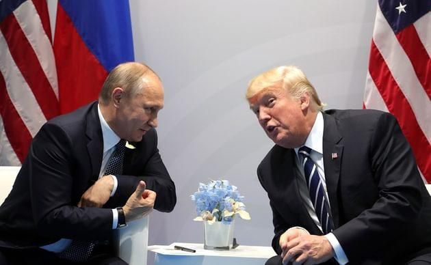 "Trump: Summit with Putin Off to ""Very Good Start for Everybody"""