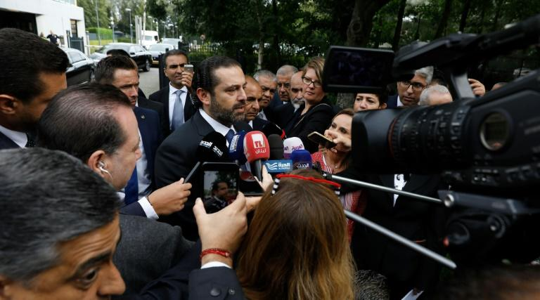 Lebanese premier-designate Saad Hariri had a turbulent patch in 2017 when he announced his surprise resignation during a trip to Saudi Arabia
