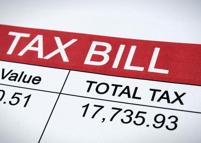 Could we see tax hikes? (Image: Shutterstock)