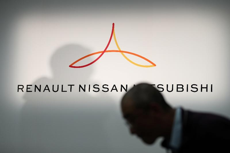 Nissan had cautiously received the news of a proposed Fiat-Renault merger (AFP Photo/Behrouz MEHRI)