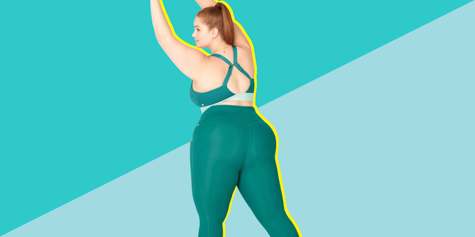 """<p>Finding workout clothes that are fashionable <em>and</em> functional can be a chore, no matter what size you wear. But if you're like the <a href=""""https://www.tandfonline.com/doi/abs/10.1080/17543266.2016.1214291?journalCode=tfdt20&"""" rel=""""nofollow noopener"""" target=""""_blank"""" data-ylk=""""slk:average American woman"""" class=""""link rapid-noclick-resp"""">average American woman</a> who wears a size 16 or above, it can be even more challenging.</p><p>See-through leggings, tight armholes, and uncomfortable <a href=""""https://www.prevention.com/fitness/workout-clothes-gear/g32266894/best-high-impact-sports-bras/"""" rel=""""nofollow noopener"""" target=""""_blank"""" data-ylk=""""slk:sports bras"""" class=""""link rapid-noclick-resp"""">sports bras</a> are all too common when it comes to plus-size workout clothes. The good news is, many companies (like <a href=""""https://go.redirectingat.com?id=74968X1596630&url=https%3A%2F%2Fwww.nike.com%2Fw%2Fwomens-plus-size-5e1x6z8mjm2&sref=https%3A%2F%2Fwww.prevention.com%2Ffitness%2Fworkout-clothes-gear%2Fg34943640%2Fplus-size-workout-clothes%2F"""" rel=""""nofollow noopener"""" target=""""_blank"""" data-ylk=""""slk:Nike"""" class=""""link rapid-noclick-resp"""">Nike</a> and <a href=""""https://go.redirectingat.com?id=74968X1596630&url=https%3A%2F%2Fathleta.gap.com%2Fbrowse%2Finfo.do%3Fcid%3D1171256&sref=https%3A%2F%2Fwww.prevention.com%2Ffitness%2Fworkout-clothes-gear%2Fg34943640%2Fplus-size-workout-clothes%2F"""" rel=""""nofollow noopener"""" target=""""_blank"""" data-ylk=""""slk:Athleta"""" class=""""link rapid-noclick-resp"""">Athleta</a>) have made significant strides toward more inclusive sizing in recent years. And, the market has seen an increase in the number of clothing brands made specifically for full figured women (finally!).</p><p>If you're ready to invest in some new workout gear, check out the list below. We sussed out the best plus-size workout clothes so you don't have to spend hours searching the internet. You'll find <a href=""""https://www.prevention.com/beauty/style/g20631943/leggings-with-pockets/"""" rel=""""n"""
