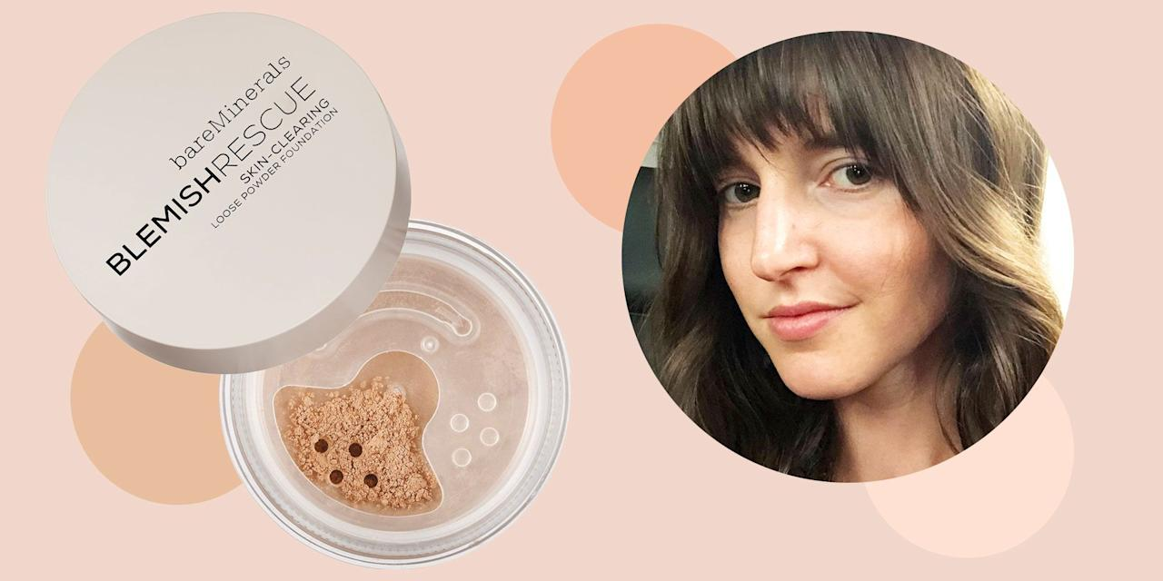 <p>Fact: There are a lot of shitty foundations out there. Sure, they might cover your redness, rashes, and pimples for the day, but once you take them off? Your skin often looks angrier than before, thanks to a slew of irritating ingredients that basically just suffocated your face for 12 hours.</p><p>And if you feel like you've tried virtually every foundation with no success, might I introduce you the wonderful world of mineral formulas? These foundations primarily made of, you guessed it, minerals (like clay, zinc oxide, iron oxides, mica, and titanium), all of which have antibacterial, anti-inflammatory, and protective properties that make them extra ideal for sensitive and acne-prone skin, like mine. So, please, go wash your face, and then try one of my five favorites-including the formula that curbed my breakouts-below.</p>