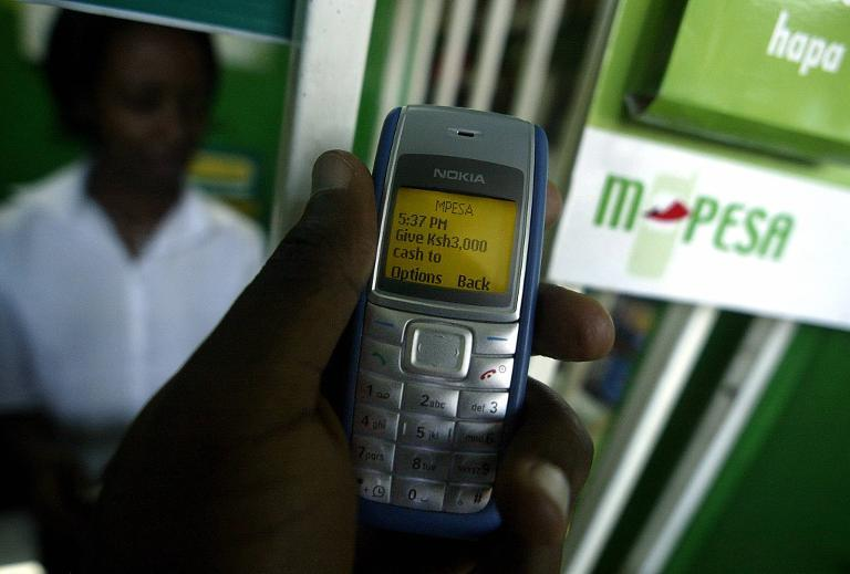 Kenyan police say a gang of Chinese nationals was plotting to hack into Kenya's M-Pesa mobile banking system