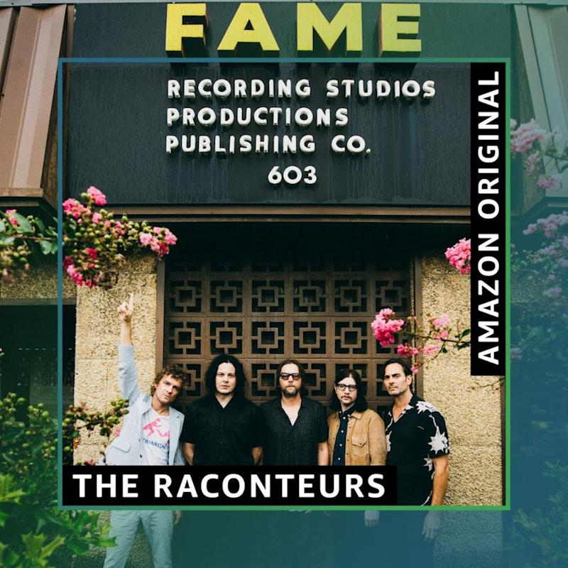 raconteurs amazon music puppet now gone artwork The Raconteurs record new versions of Im Your Puppet and Now That Youre Gone for Amazon: Stream