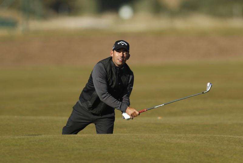 Larrazabal leaps ahead at Leopard Creek