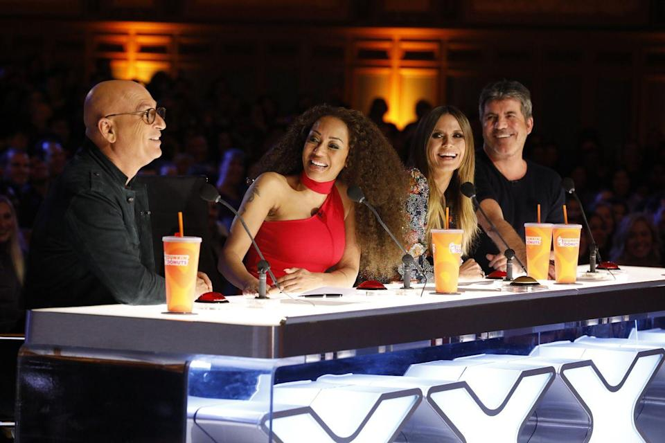 """<p>Contestants <a href=""""https://www.americasgottalentauditions.com/faq/open-call/"""" rel=""""nofollow noopener"""" target=""""_blank"""" data-ylk=""""slk:are sometimes left waiting"""" class=""""link rapid-noclick-resp"""">are sometimes left waiting</a> to find out if they made it to the judge's audition for a *long* time.</p>"""
