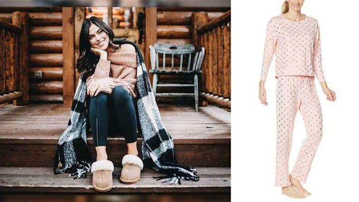 This cozy brand is like a hug for your whole body.