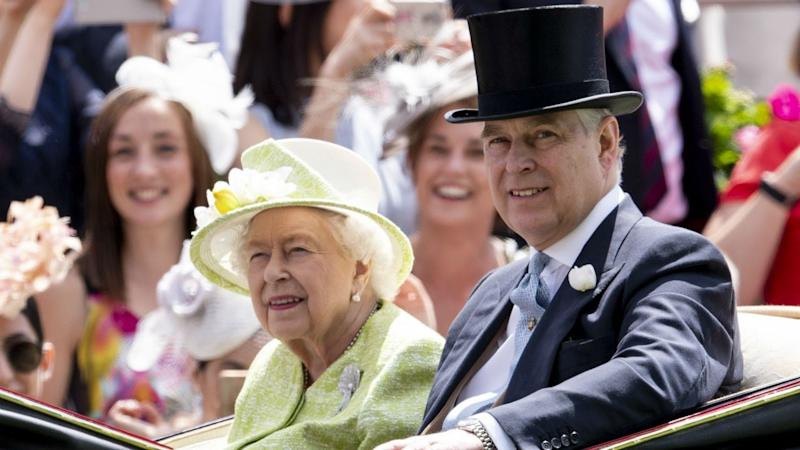 The son of Queen Elizabeth received her permission to leave his royal duties.
