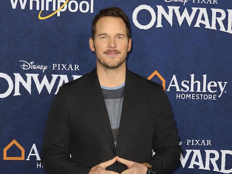 Chris Pratt and Reese Witherspoon remember victims of 9/11