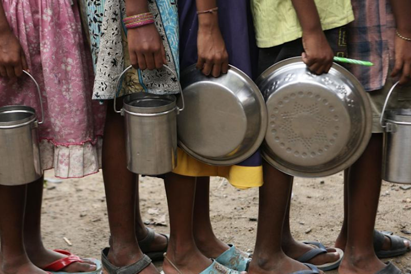 Nearly Half A Billion People in Asia-Pacific Still Going Hungry, Say UN Agencies