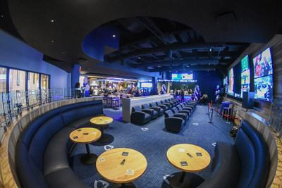 The FanDuel Sportsbook at Blue Chip Casino Hotel and Spa in Michigan City, Indiana; Thursday, September 5, 2019.