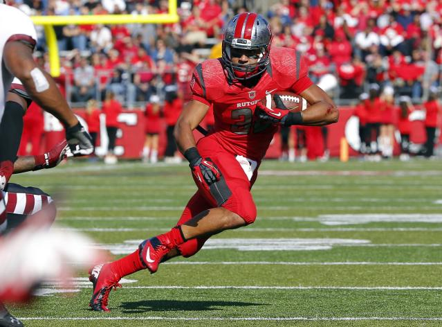 Rutgers moves RB Justin Goodwin to CB after Dre Boggs is injured