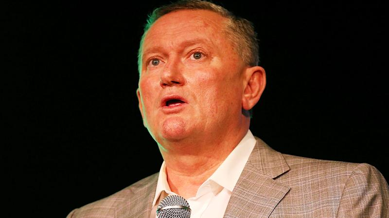 Disgraced sports scientist Stephen Dank has been charged with fraud offences by police in the Northern Territory. (Photo by Michael Dodge/Getty Images)