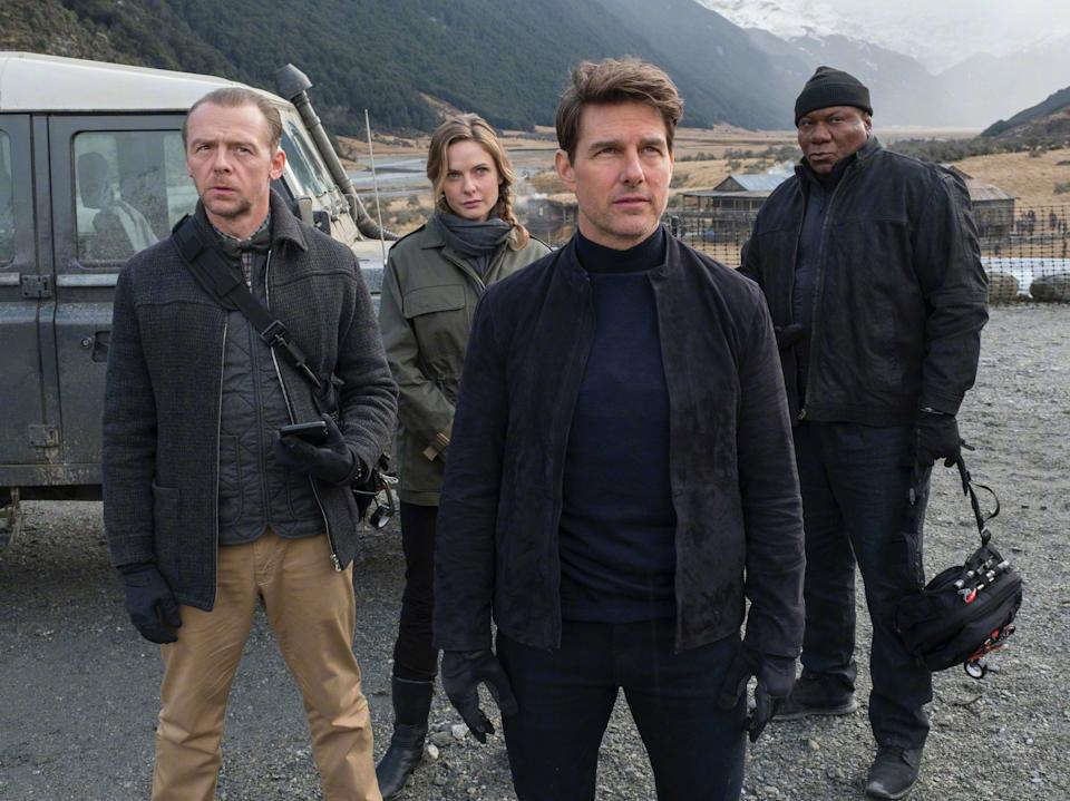 Mission: Impossible - Fallout (Credit: Paramount)
