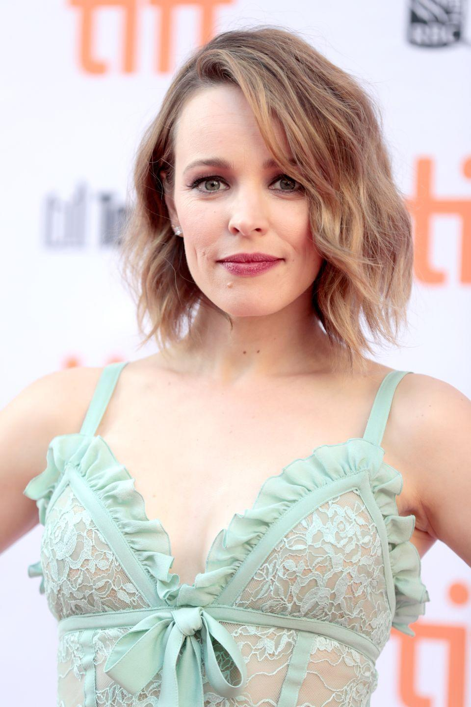 "<p>For three years, Rachel McAdams worked at McDonald's. ""It was a great place to work, but I had a little bit of an OCD thing with hand washing and just didn't have time,"" <a href=""https://www.glamour.com/story/rachel-mcadams-glamour-magazine-cover-interview-ok-we-love-this-girl"" rel=""nofollow noopener"" target=""_blank"" data-ylk=""slk:she told Glamour"" class=""link rapid-noclick-resp"">she told <em>Glamour</em></a>. ""I was not a great employee; I broke the orange juice machine one day.""</p>"