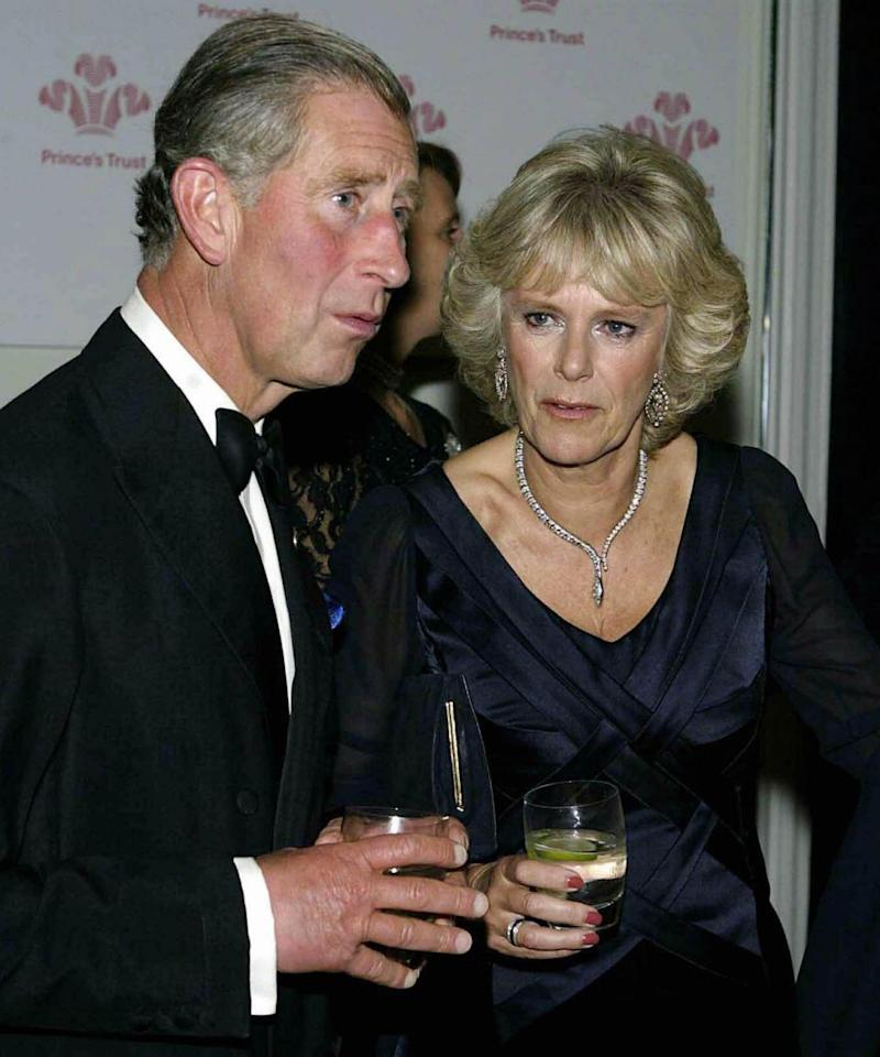 Prince Charles and Camilla reportedly live separate lives. Photo: Getty Images