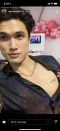 """<p>Camila Mendes and Charles Melton spent Valentine's Day together at the <em>Bad Boys for Life </em>party and Charles got """"Cami,"""" Camila's nickname, tattooed on him! In other photos, it looks like Charles is also sporting some other tatts, likely for his character in the movie, so it might not be real. But it wouldn't surprise us if it is!</p>"""